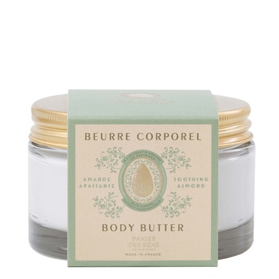 Soothing Almond Body Butter