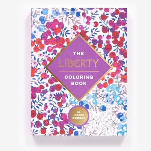 The Liberty Coloring Book (Adult Coloring Book)