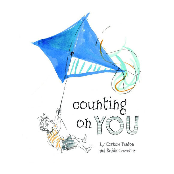 Counting on You Children's Book