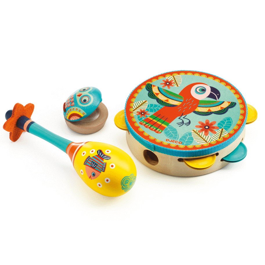 Animambo Instrument Set