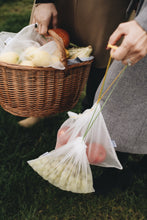 Load image into Gallery viewer, Frusack Trio Reusable Produce Bags