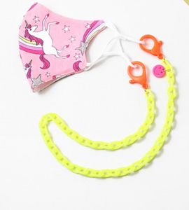 Fun Kids Mask Chain