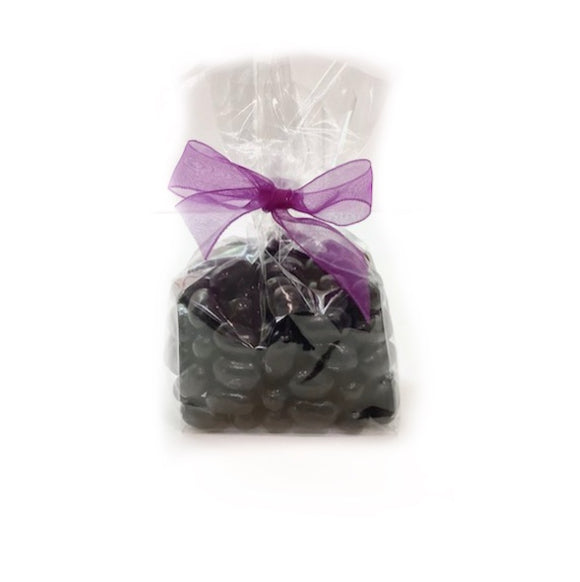 black jelly beans 6oz