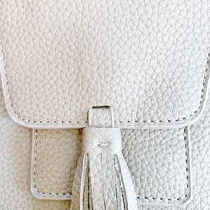 Tassel Cross Body