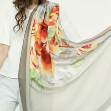 Load image into Gallery viewer, French Rose Scarf