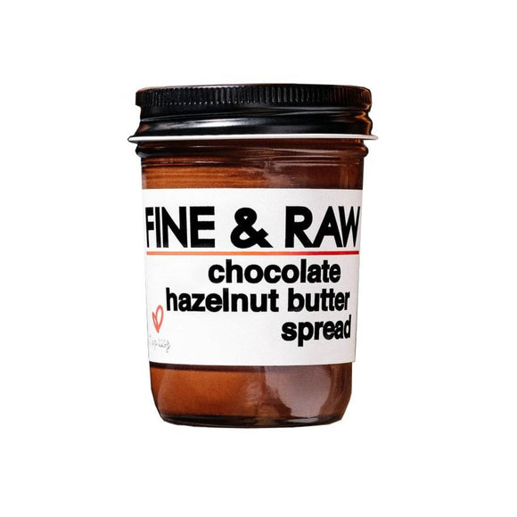 Chocolate Hazelnut Butter Spread