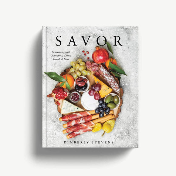 Savor Cook Book