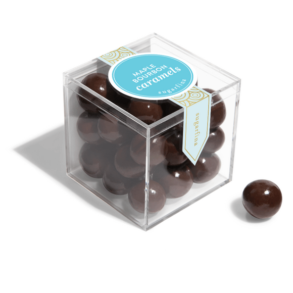 Sugarfina Maple Burbon Caramels Candy Cube