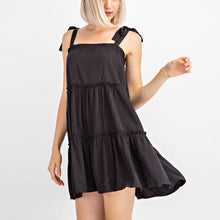 Load image into Gallery viewer, Charlotte Noir Dress