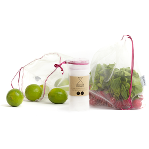Frusack Knit Duo Reusable Produce Bags