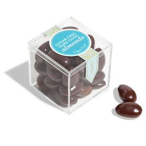 Sugarfina Sugar Free Dark Chocolate Almonds Candy Cube