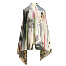 Load image into Gallery viewer, Waterlily Scarf
