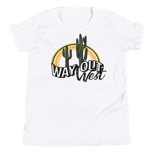 Way Out West Kids Tee