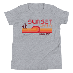 Sunset Chasin' Kids Tee