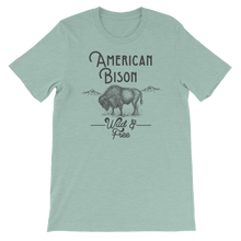Load image into Gallery viewer, American Bison Wild & Free Tee