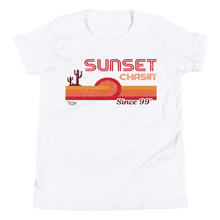 Load image into Gallery viewer, Sunset Chasin' Kids Tee
