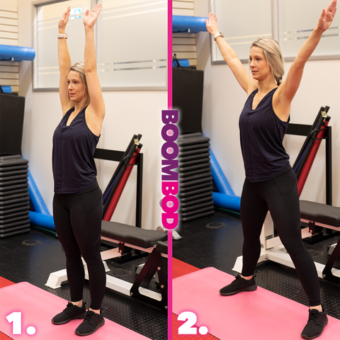 boombod 4 minute workout jumping jacks