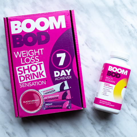 Boombod and Boombod Multi Vitamin
