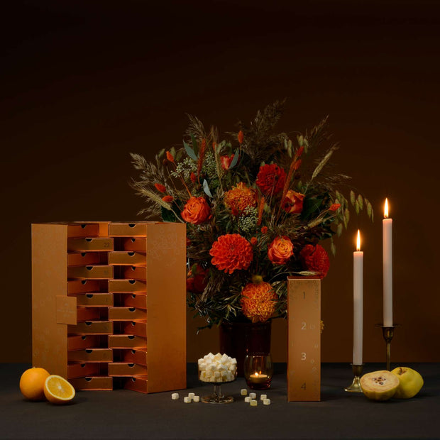 Advent Gift Box - Copper