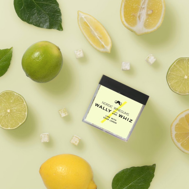 Lime with Sour Lemon, cube