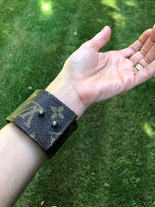 Upcycled Cuffs