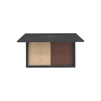 IDRAET DUO LIGHT CONTOUR PALETTE (L) - 2 X 10 G