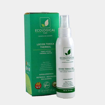 ECOLOGICAL TIME LOCION TONICA TERMAL X 120 ML