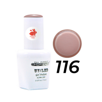 CHERIMOYA ESMALTE GEL UV/LED X 15 ML-116