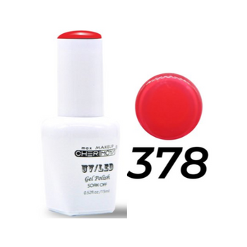 CHERIMOYA ESMALTE GEL UV/LED X 15 ML-378