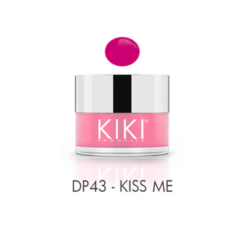 KIKI FAST DRYING COLORS-TONO DP 43-KISS ME X 14 GR