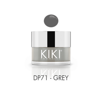 KIKI FAST DRYING COLORS-TONO DP 71-GREY X 14 GR