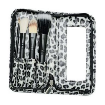 FASCINO SET DE BROCHAS X 4 ANIMAL PRINT
