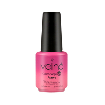 MELINÉ ESMALTE SEMIP.GEL LED/UV X 15 ML-CHANGE AURORA