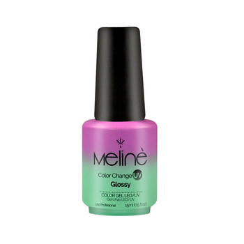 MELINÉ ESMALTE SEMIP.GEL LED/UV X 15 ML-CHANGE GLOSSY