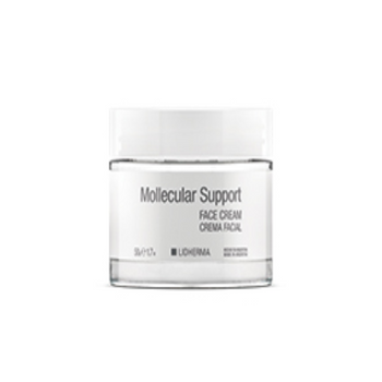 LIDHERMA MOLLECULAR SUPPORT FACE CREMA X 50 G