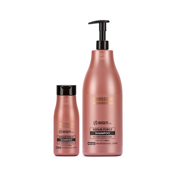 HAIRSSIME HAIRLOGIC REPAIR FORCE SHAMPOO X 350 ML