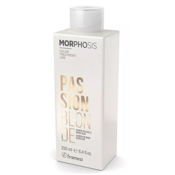 NEW MORPH PASSION BLONDE SHAMPOO X 250 ML