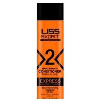 LISS EXPERT 2 CONDITIONER MANTENIMIENTO SIN SAL X 250 ML