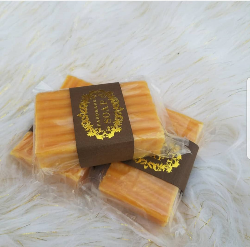 Turmeric Soap - Club Serenity