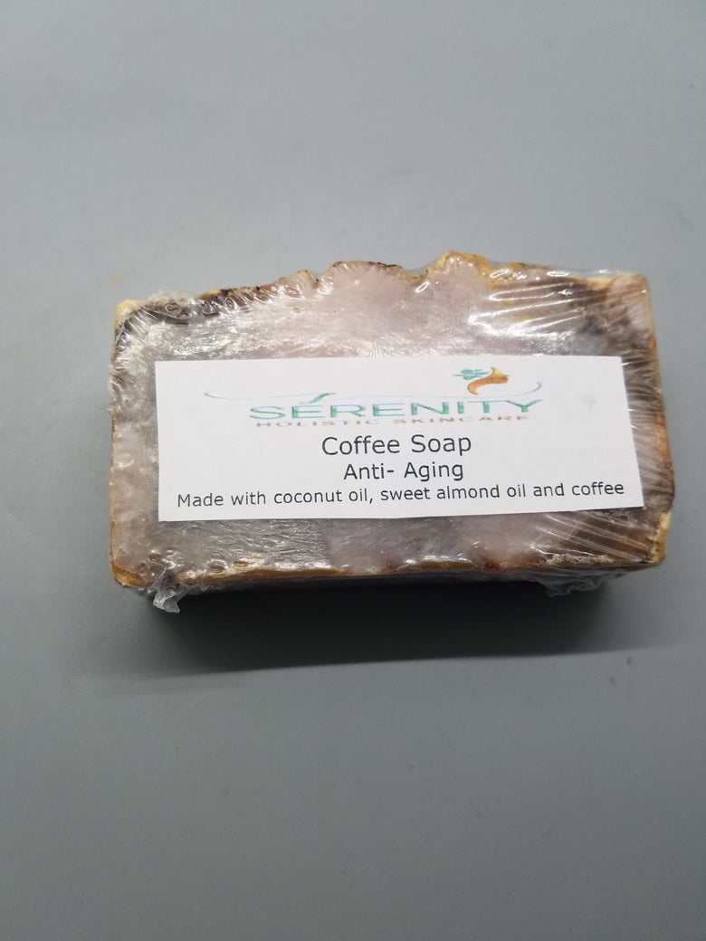 Coffee Soap - Club Serenity