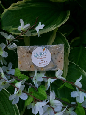Frankincense and Myrr Soap
