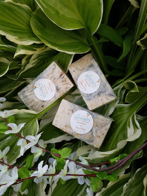 Frankincense and Myrr Soap - Club Serenity