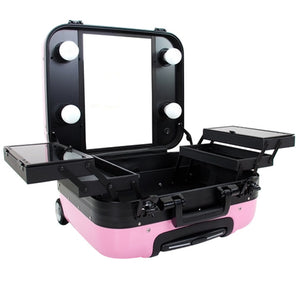 PROFESSIONAL PORTABLE MAKEUP STUDIO