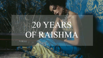 20 YEARS OF RAISHMA