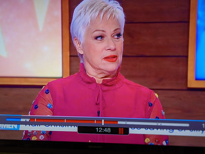 Denise Welch Wears Raishma on Loose Women