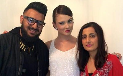 Q&A with Make-up Artist Bashir Sabar