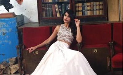 Behind The Scenes with Jasmin Walia