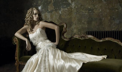 Stunning Ivory Wedding Gowns