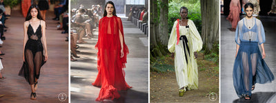 Spring / Summer 21 Womenswear Trends