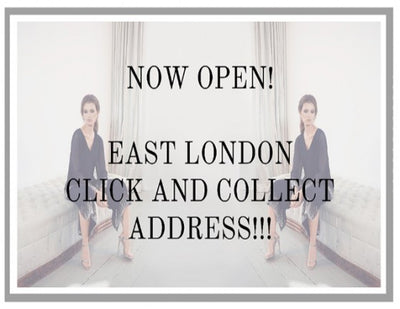 NEW EAST LONDON CLICK AND COLLECT ADDRESS